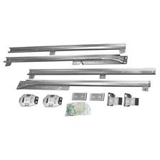 Garage Door Low Headroom Conversion Kit Overhead Clearance Track Ceiling Frame