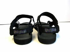 Teva Original Universal Womens Sandals Black US 9 /UK7/EU40