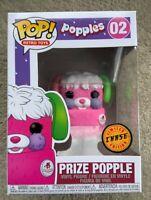RARE CHASE Prize Popple HASBRO Retro Toys FUNKO Pop Vinyl NEW in Mint Box + P/P