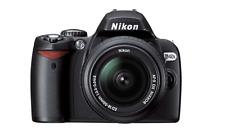 Nikon D D40x 10.2Mp Digital Slr Camera w/ Af-S Dx Zoom-Nikkor 18-55mm lens