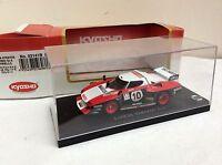 KYOSHO 1/43 Lancia Stratos Turbo Gr5 PIRELLI  #10     BOXED