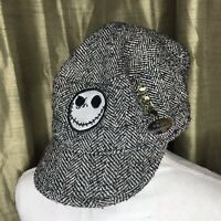 Disneyland Hat Jack Skellington The Nightmare Before Christmas Cap Women's Mens