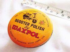 Vintage Vespa, Lambretta Scooter Wax Polish By Waxpol - Lowest Price