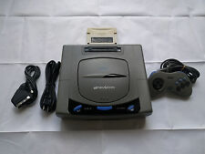 Sega Saturn Modified Region Free Console w/ HD RGB Scart/1080p Plays USA/JPN/PAL