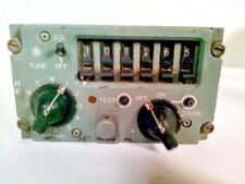 Rare RAF Jet Aircraft Tornado Cockpit Navigator HF Radio Control Panel Unit