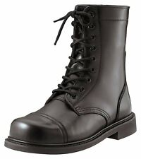 """Rothco Combat Boots GI Military  9""""  in Black Size 6.5 5075  NEW NIB"""