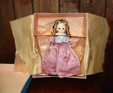 Madame Alexander doll Abigail Adams part of 1st lady collection original box sta