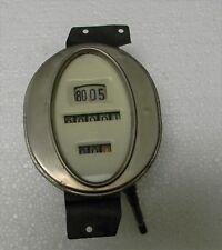 Vintage RESTORED AC Oval Speedometer Odometer Pontiac Chevrolet Willys 1920 1930