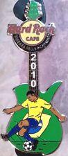 Hard Rock Cafe NIAGARA FALLS CANADA 2010 Soccer Player GUITAR Series PIN #54865