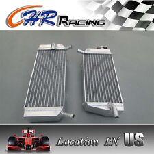 L&R aluminum radiator FOR HONDA CRF450X CRF 450 X 2005-2013 2006 2010 2011 2012