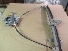 NISSAN ALMERA N15 LEFT FRONT DOOR ELECTRIC  WINDOW REGULATOR & MOTOR - 3 DOOR