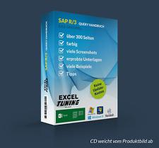 SAP R/3 Query Handbuch/Anleitung über 300 Seiten (mit Rg.)