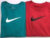 Boy's Youth Nike Dri-Fit  Long Sleeve Polyester Shirt