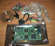 MPG4CH B0543 0017 DVR hardware based Video Surveillance Capture Card PcI 4ch