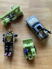 Transformers toy robot lot of broken robots from 1980?s