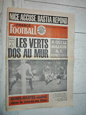 FRANCE FOOTBALL 1566 13/04 1976 PSV-ASSE FARISON BAYERN-REAL COUPE BASTIA D. SIX