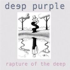 Deep PURPLE-RAPTURE of the Deep CD NUOVO OVP