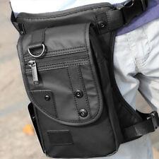 Durable Waterproof Oxford Waist Bag Drop Leg Motorcycle Tactical Bag Travel UK