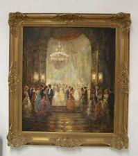 Porträts & Personen künstlerische Malereien im Impressionismus-Stil