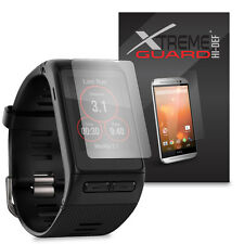 6-Pack HD XtremeGuard HI-DEF Screen Protector Cover For Garmin VivoActive HR