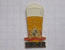 KIRNER / GLAS / KIRN  ........................ Bier-Pin (119k)