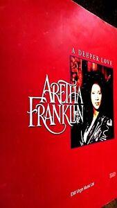 ARETHA FRANKLIN: A DEEPER LOVE (SHEET MUSIC)