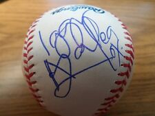 IGGY AZALEA autographed official MLB baseball ...singer rap/pop