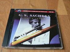 G.S Sachdev : Live in Concert in California - Bansuri - CD Lyrichord Discs