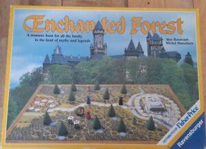1982 Ravensburger Enchanted Forest Board Game