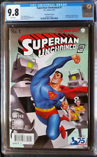 Superman Unchained (2013 DC) #1 Timm 1930's Variant CGC 9.8 1:100