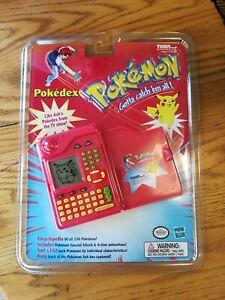 Sealed 1999 Pokemon Pokedex