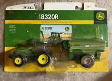 1/64 John Deere 8320R W/J&M Grain Cart Ertl