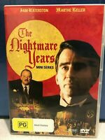 The Nightmare Years mini series DVD based on Rise and Fall of the Third Reich