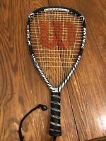 Wilson Hyper 190 DLX Racquetball Racquet Small Grip