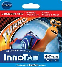 VTech InnoTab Learning Software Turbo 80-232300 Ages 4-7 Spelling Vocabulary