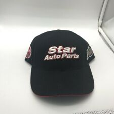 Star Auto Parts Mens Automotive Baseball Cap Hat Black 6 Panel One Size New