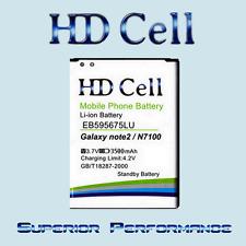 3500mAh HD Cell Bateria Samsung Galaxy Note 2 N7100 /LTE N7105 N7102 EB595675LU