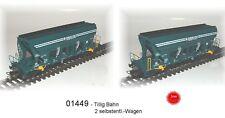 Tillig Bahn 01449  -  Selbstentladewg.-Set 2-tlg Ep.6