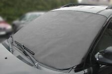 CAR WINDSCREEN COVER ANTI FROST WINTER PROTECTION MAT SUN BLOCK SUMMER HQ