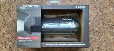 Monster Firecracker Rugged Water Resistant H D Bluetooth Speaker & Flashlight