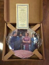 "Vintage Hamilton Collection Honeymooners Collector Plate: ""The Honeymooners�"