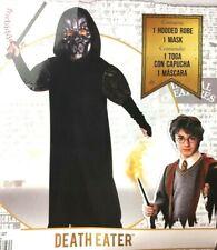 Harry Potter Death Eater Child Boy Medium 8-10 Costume Halloween Dress Up Movie