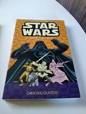 Dark horse marvel comics STAR WARS A Long Time Ago volume 1 Dark Encounters