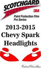 3M Scotchgard Paint Protection Film Pro Series Headlights 2013 2015 Chevy Spark
