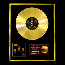FUGEES THE SCORE CD  GOLD DISC VINYL LP FREE SHIPPING TO U.K.