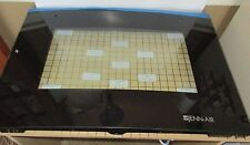 New Jenn Air Oven Door Glass Blk  W10235391 W /SATISF GUAR & FREE EXPD SHIPPING