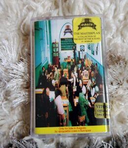 Oasis Masterplan Cassette