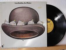 ★★ LP-Leo Kottke-Ice Water - 1st GER Capitol (a1/b1) - 1974-vinile in NM