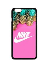nike pineapple Pink - Custom black iphone and samsung case