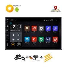 Android 8.0 Car GPS SAT NAV BT Wifi For Nissan Micra Juke Qashqai Navara X-TRAIL